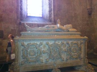 Túmulo de Vasco da Gama